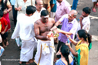 The Nayanmars Festival. Mylapore, Chennai. March 21, 2916