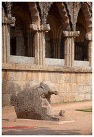 Elephants Stable @ Hampi.