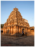 Airavateshwara Temple at Darasuram. February 2014