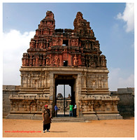 The Main Gopura (Entrance Structure)