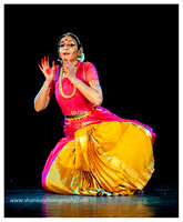 Bharatanatyam Dancer Lavanya Ananth.